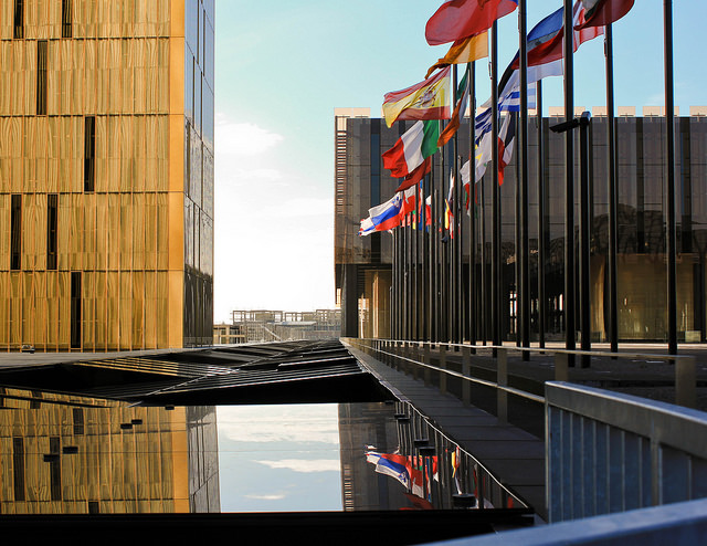 European Court of Justice - image attribution: https://www.flickr.com/photos/128884785@N06/16216011058