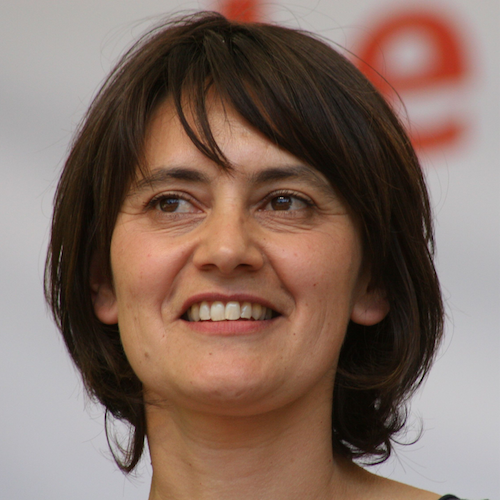Natalie Arthaud French Presidential Candidate 2017 - attribution https://commons.wikimedia.org/wiki/File:Nathalie_Arthaud.png