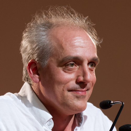Philippe Poutou French Presidential Candidate 2017 - attribution: https://commons.wikimedia.org/wiki/File:Meeting_NPA_-_Toulouse_-_2012-04-17_-_21h31.jpg