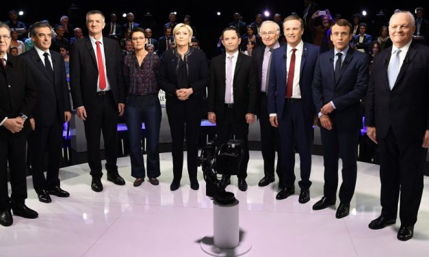 Meet the French presidential candidates