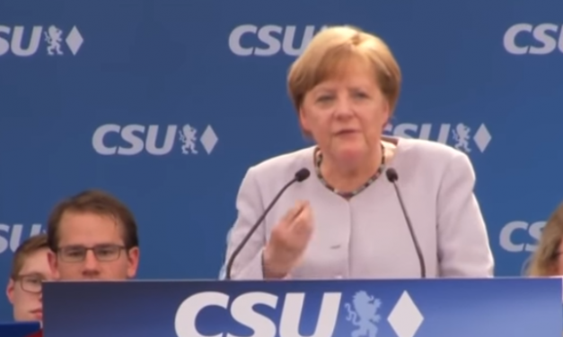 Merkel: We must fight for our future as Europeans