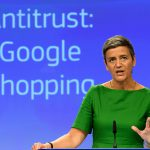 EU fines Google record €2.42 billion