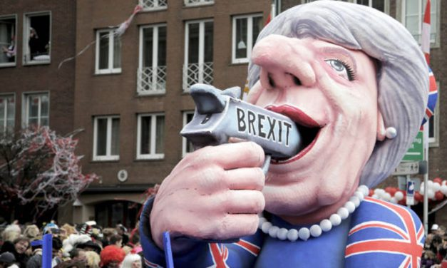 This election is all about brexit